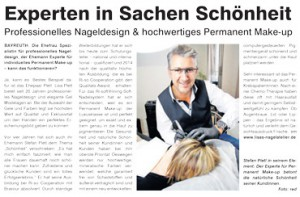 Bayreuther Sonntag - Permanent Make-Up